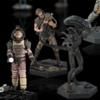 Eaglemoss Unveils Metal Alien and Predator Figurine Collection