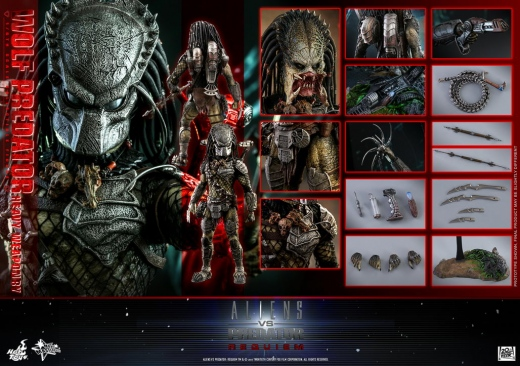 Hot Toys - AVP2 - Wolf Predator Heavy Weaponry collectible figure_PR8.jpg
