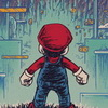 Super Mario 35th Anniversary Art Expo @ Bottleneck Gallery