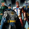 History Of The DC Universe Series 1 Action Figures