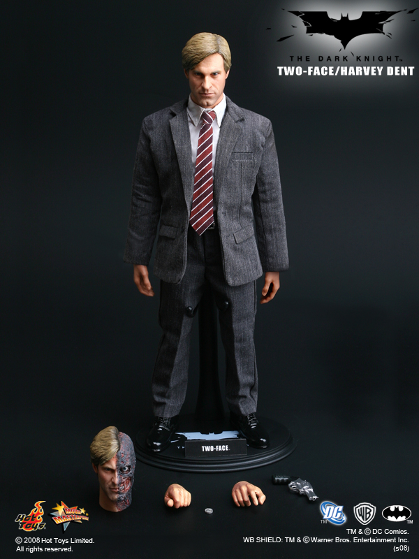The Dark Knight Two Face Toys 106