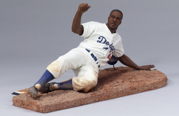 """hero essay on jackie robinson Jackie robinson broke the color barrier, hoy broke the communication barrier   dummy,"""" essay from susan ware's book forgotten heroes:."""