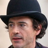 New Pic of Robert Downey Jr. as Sherlock Holmes