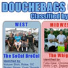 Classifying Douchebags Via Region