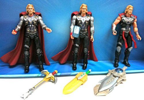 Hasbro 3 75″ Thor Movie Figures Spotted on Ebay – YBMW
