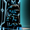 Tron Legacy Limited Edition Disney Vinylmation Figure