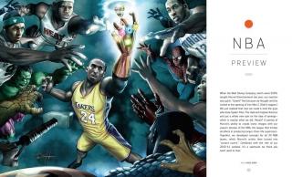 2010 -- ESPN The Magazine -- NBA Preview
