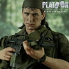 Hot Toys Platoon: 1/6th scale Sergeant Barnes Collectible Figure
