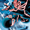 Marvel Superheroes To Light Up 'Tron' Style With Special Variant Covers This November