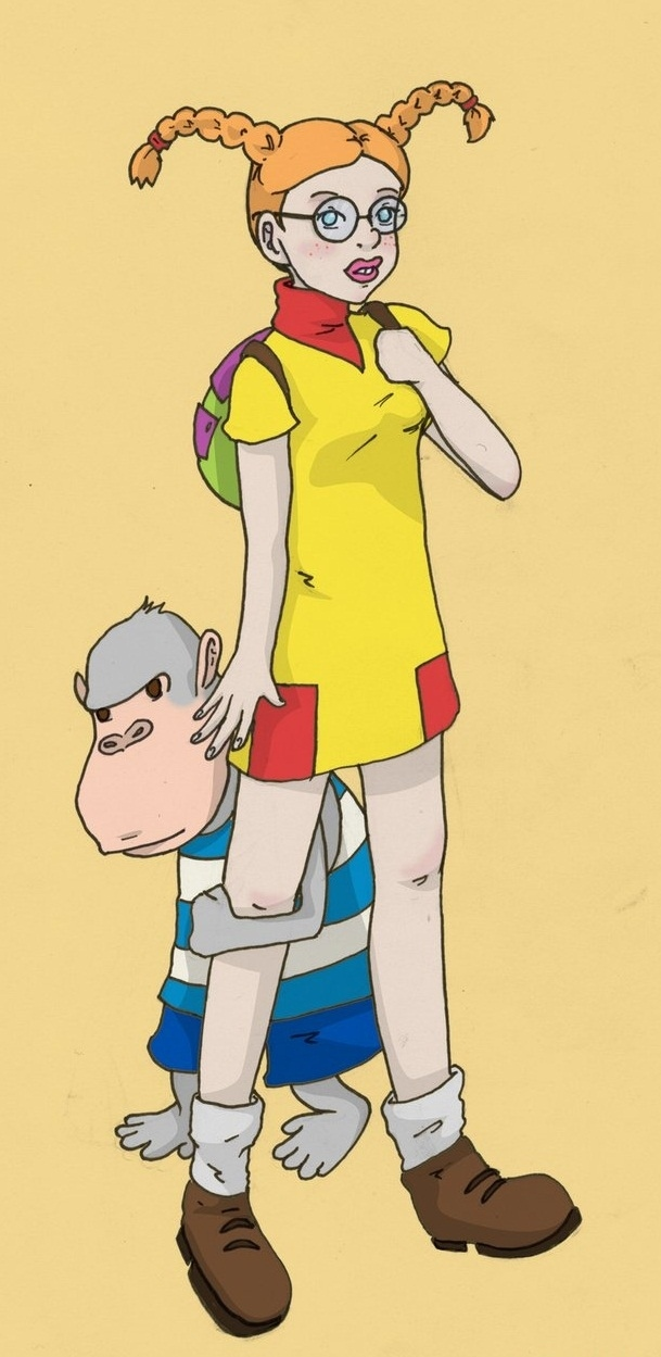 Cartoon Characters Grown Up : Your favorite cartoon children all grown up