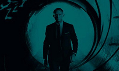 First Clip From New James Bond Film - SKYFALL