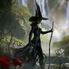 Beautiful New Poster for OZ THE GREAT AND POWERFUL Features The Wicked Witch