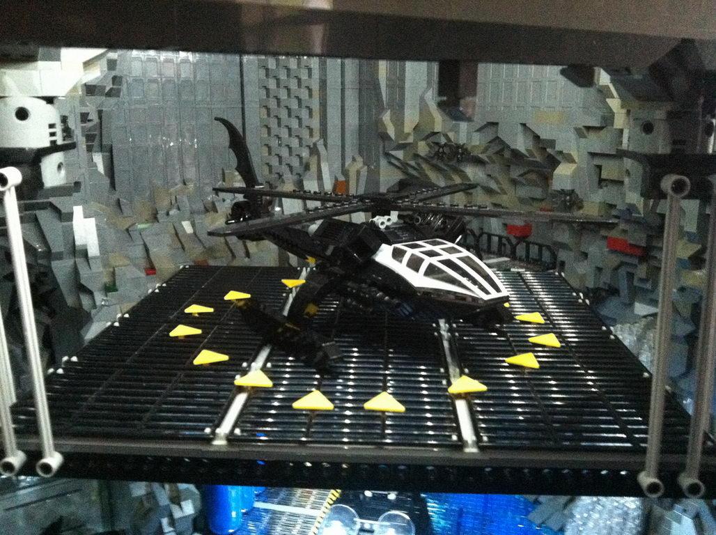 Lego City Batcave Wayne-hussey-lego-batcave