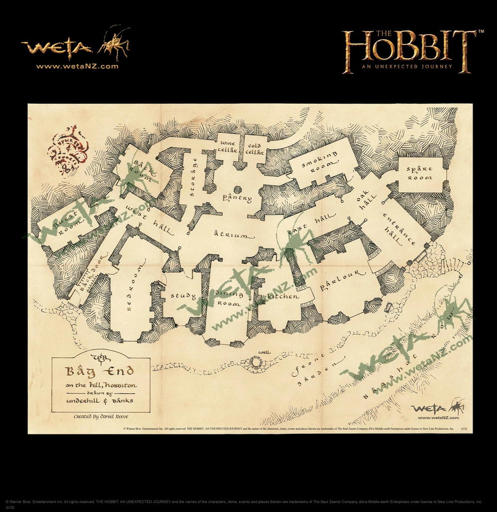 Warriors Into The Wild Ending: Weta Unveils Breathtaking New HOBBIT Prop Relicas And