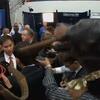 Triumph The Insult Comic Dog Hits The Final Presidential Debate