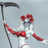 The CS Moore Studio's Stunning Lady Death La Muerta Statue