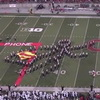 The Ohio State University Marching Band Hollywood Blockbuster Half-Time Show
