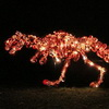Insanely Cool Life-Sized Dinosaurs Made From Jack O'Lanterns