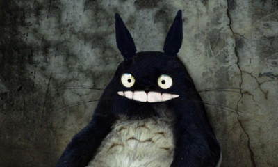 What's Hot: What If Totoro and Miyazaki's Creatures Were Real