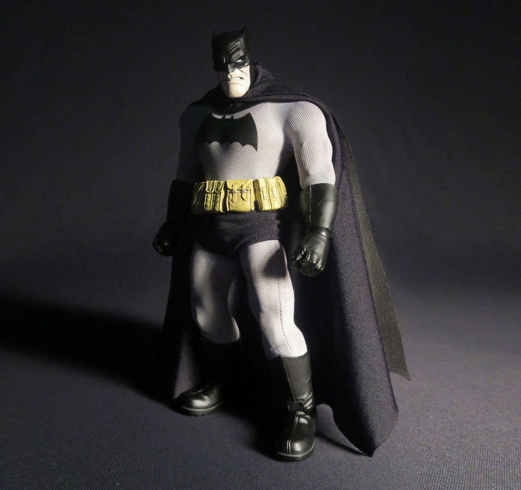 High res images released for mezcos one12 collective dark knight mezco 6 inch dark knight returns batman promo buycottarizona