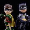 86Hero's Hybrid Metal 1966 Batman & Robin Figures