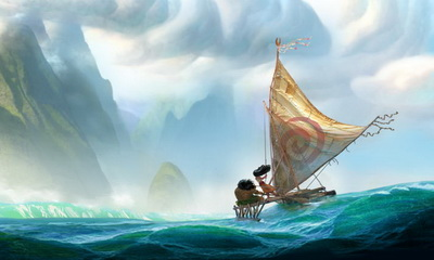 What's Hot: Disney Animation Heading Out To Sea With MOANA in 2016