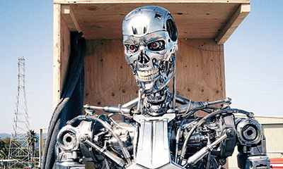 What's Hot: New Images Released From TERMINATOR: GENISYS