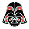 Star Wars Images in the Style Of Northwest Coast Indian Art