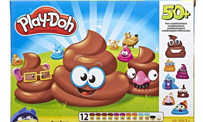 What's Hot: Play Doh Releases Poop Playset