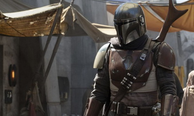 What's Hot: George Lucas Pays A Visit To The Set Of 'The Mandalorian' Star Wars Series