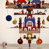 'Balancing Act' By Walter Wick, 117 Toys Stacked On A Single Lego Block