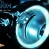 HT_Tron - Legacy - Sam Flynn Collectible Figure with Light Cycle_PR11.jpg