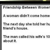 The Difference Between Male Vs Female Friendship