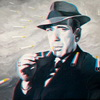 3D Paintings Of Classic Hollywood Stars