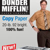 Dunder Mifflin Paper Now Available Outside 'The Office'