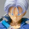 Official Image Of Bandai's S.H. Figuarts Trunks Collectible Figure
