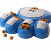 YBMW 2011 Holiday Gift Guide Daily Giveaway: Aikiou Dog Bowl And Stimulo Cat Feeder