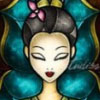 Mandie Manzano's Beautiful Disney Stained Glass Princesses And Prince