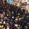 Black Friday Crowd Storms Urban Outfitters