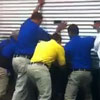 Shoppers Attack Best Buy Gate Like Zombie Herd At Black Friday Opening