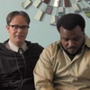 Matthew Perry and Rainn Wilson Parody Angus T Jones To Promote Go On and The Office