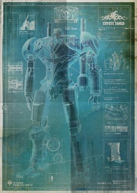 * UPDATE Pacific Rim Viral - Three Sets of Giant Fighting ... Pacific Rim Blueprints
