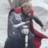 Video: Thor and Malekith Fight On The Set Of Thor: The Dark World