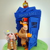 The Cutest Doctor Who/ Winnie The Pooh Cake You've Ever Seen!