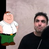 "Man Rapping To Chris Brown's ""Look At Me Now"" All In Family Guy Voices"