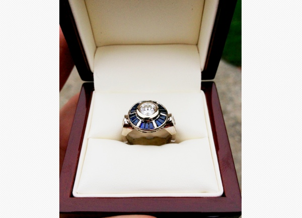 r2d2 ring 3jpg - R2d2 Wedding Ring