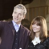 DOCTOR WHO: Check Out The First Image of Peter Capaldi On Set As The Doctor
