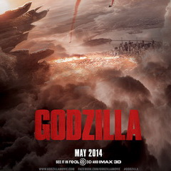 New Poster Released For GODZILLA