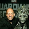 Marvel Confirms Vin Diesel as Groot in GUARDIANS OF THE GALAXY