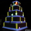 Epic Donkey Kong Projector Wedding Cake Comes To Life!